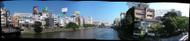 写真Pano_20070910_02・昼・川上
