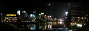 写真Pano_20070926_11・夜・川上