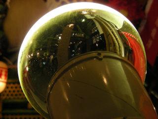 写真20080715c: 飾り山の照明