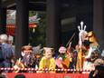 歓談する七福神20110203p1150829b
