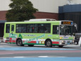 ブリヂストンタイヤ館(Let's drive green!)20100125p1290294