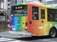 キャナルシティ博多(虹色)20100324p1340560